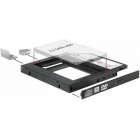 MobileRack notebookba SATA HDD-hez 12,7mm Optibay Delock 61993