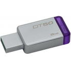 USB Flash Ram 8GB Kingston DT50 USB 3.0