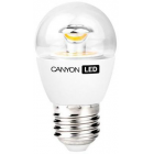 Canyon E27 6W LED izzó 4000K PE27CL6W230VN