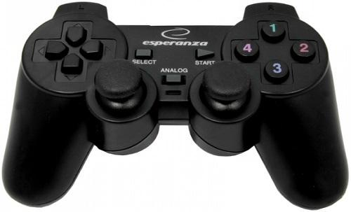 Esperanza Warrior Vibration gamepad EG102