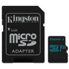 SD Micro  32GB HC Kingston 1Adapter UHS-I U3 SDCG2/32GB