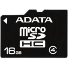 SD Micro  16GB HC A-DATA Adapter nélkül CL4