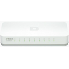 D-Link GO-SW-8E 8portos switch