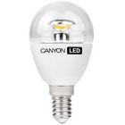 Canyon E14 3,3W LED izzó 2700K PE14CL3.3W230VW