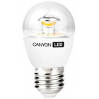 Canyon E27 3,3W LED izzó 2700K PE27CL3.3W230VW